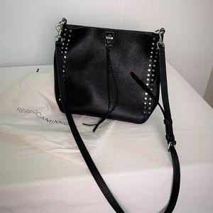 NEW Rebecca Minkoff Leather Crossbody Bag